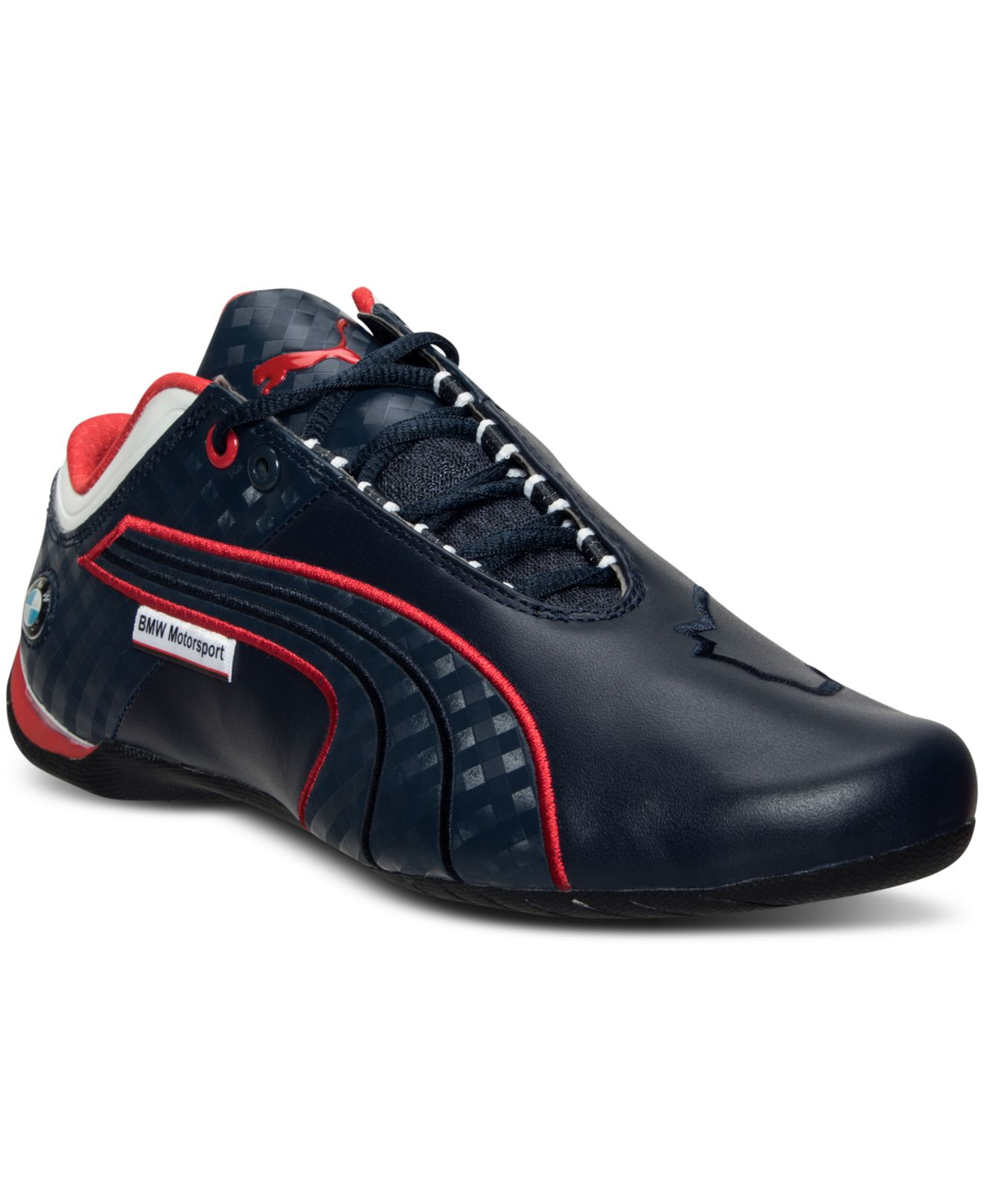 lyst puma men 39 s future cat m1 bmw casual sneakers from. Black Bedroom Furniture Sets. Home Design Ideas