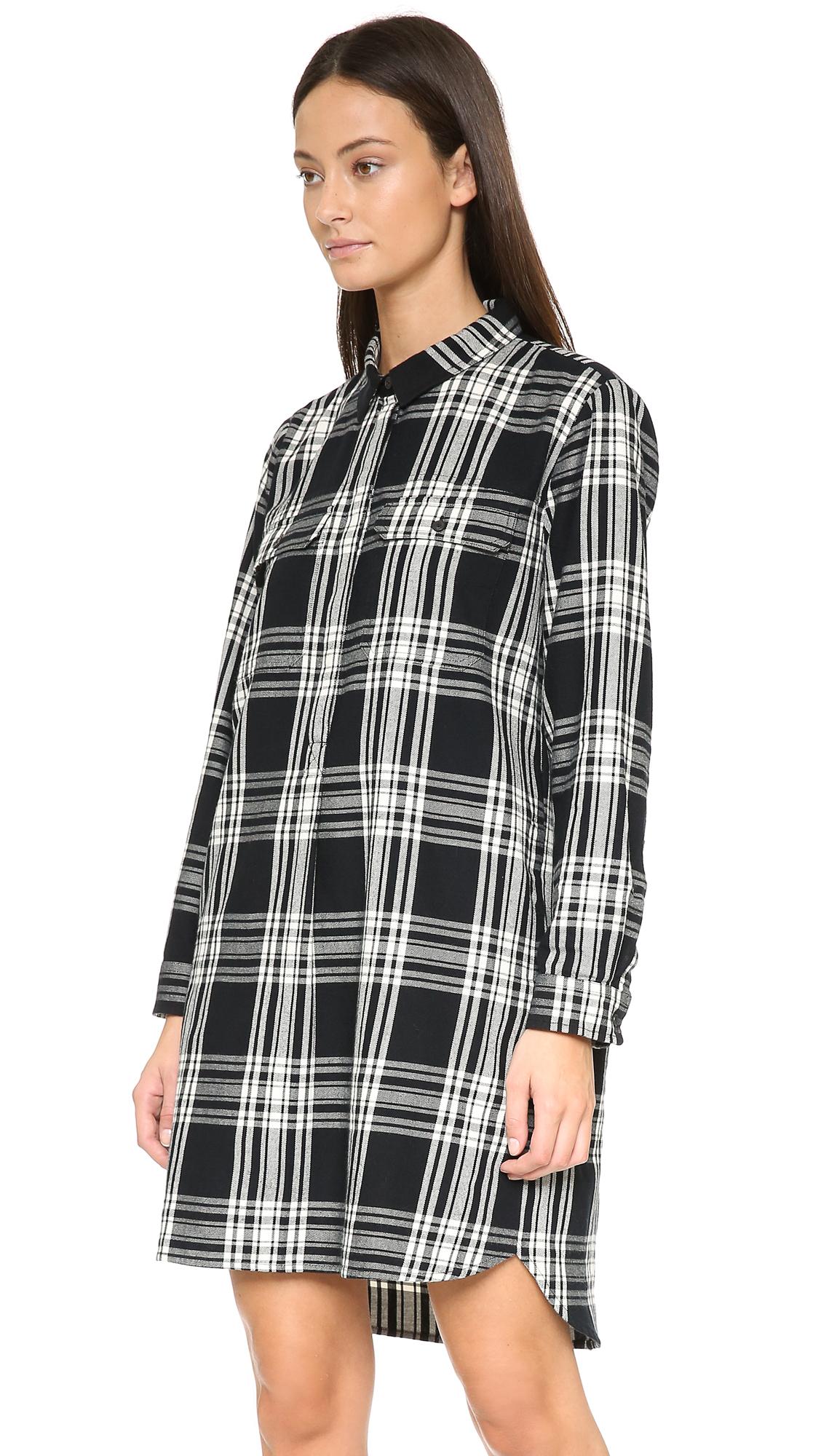Double shirt dress design - Gallery