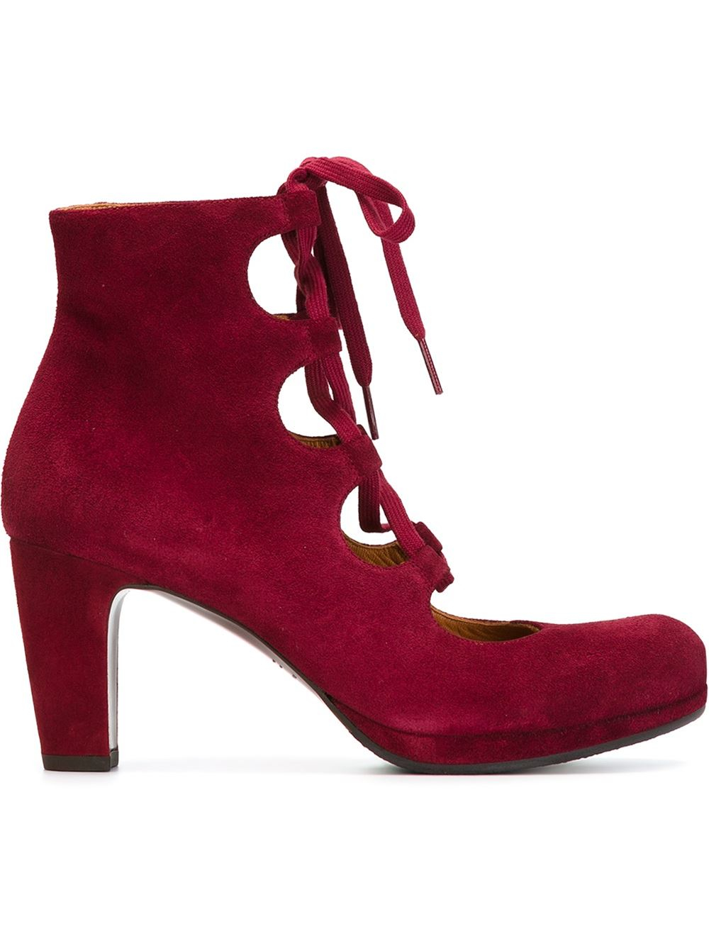 Chie Mihara Red Shoes