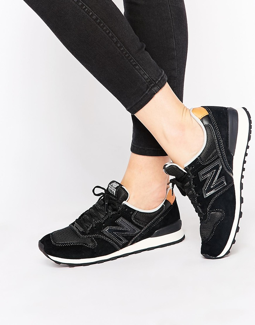 996 new balance leather