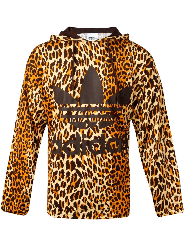 Adidas Leopard Hoodie