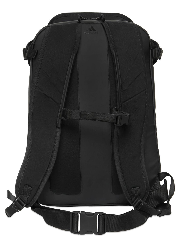 porsche design outdoor water resistant backpack in black. Black Bedroom Furniture Sets. Home Design Ideas