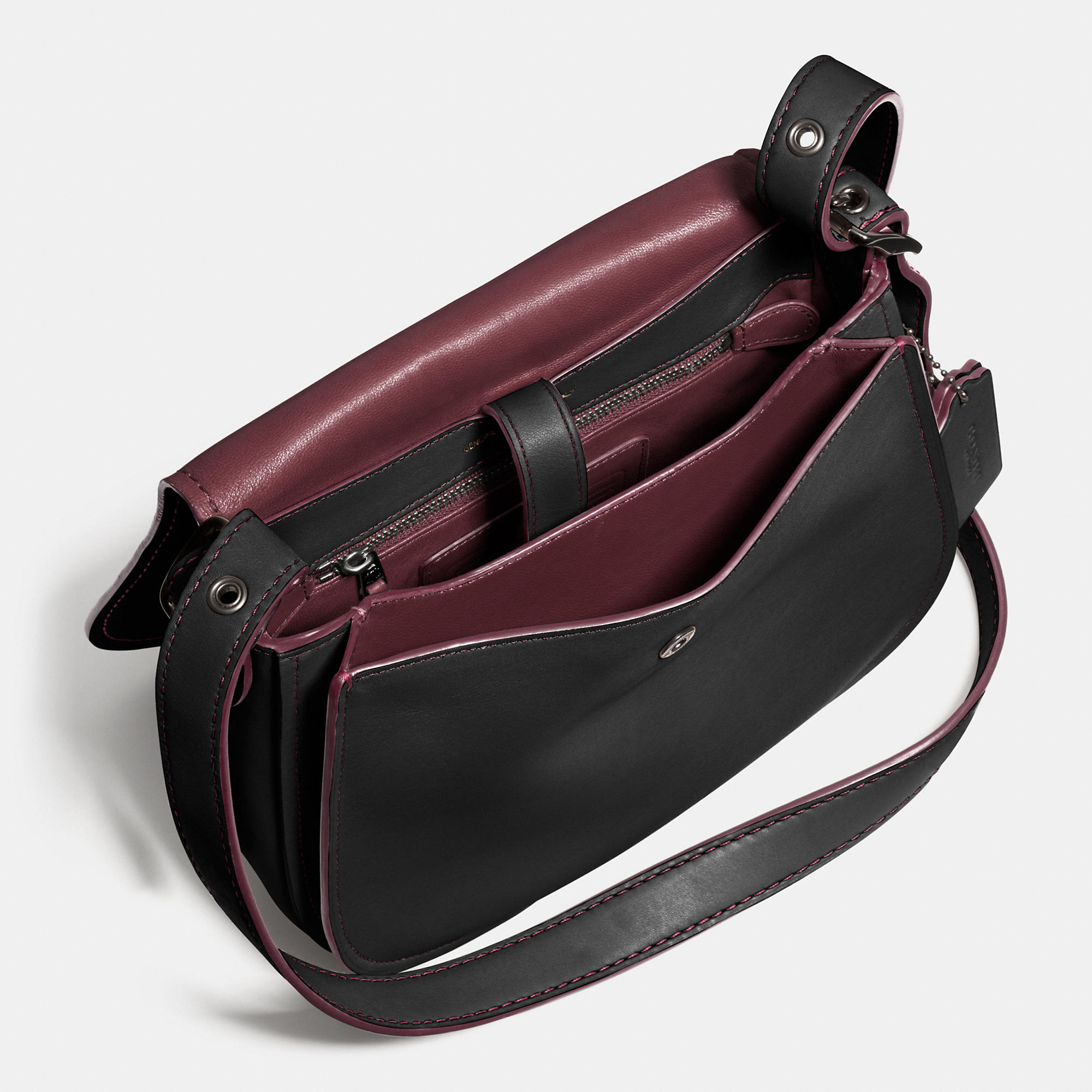 576256f347 coach saddle bag handbag