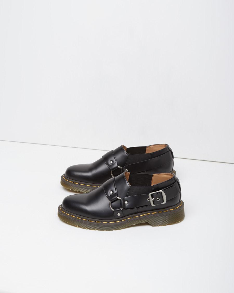 Black Comme Des Garcons Shoes