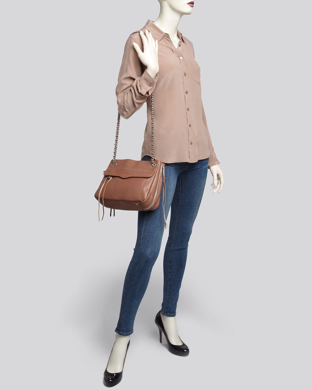 Shoulder Bag Swing Leather