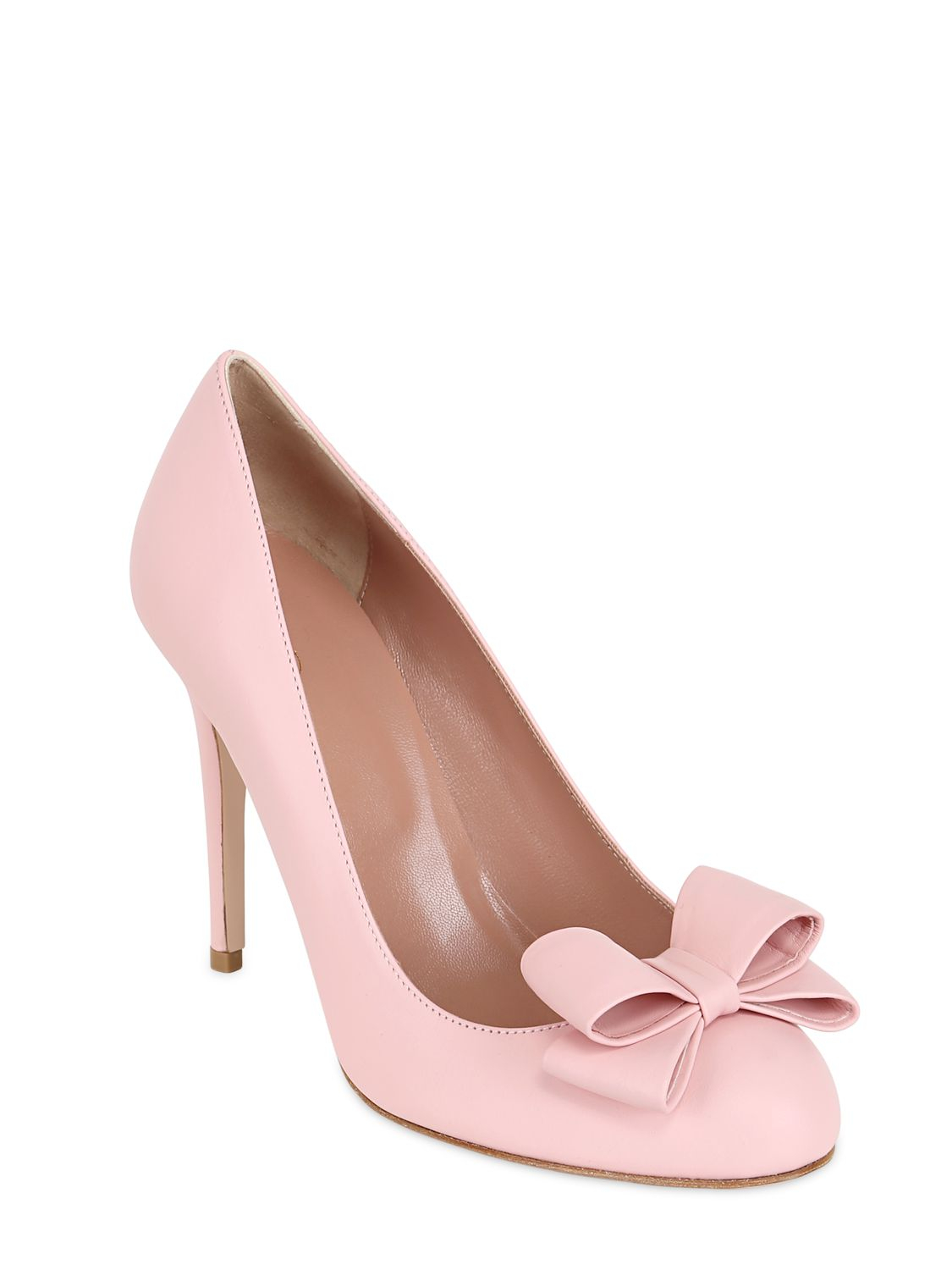 RED Valentino Bow pointed pumps uIH0Rl7Ezq