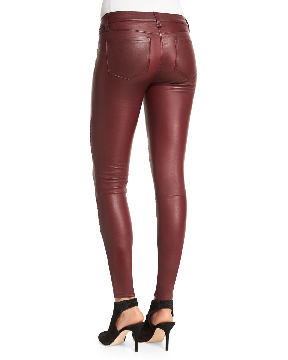 Discover leather leggings and trousers at ASOS. From tube pants, high waisted & disco to leggings & skinny trousers. Style up your leggings at ASOS.