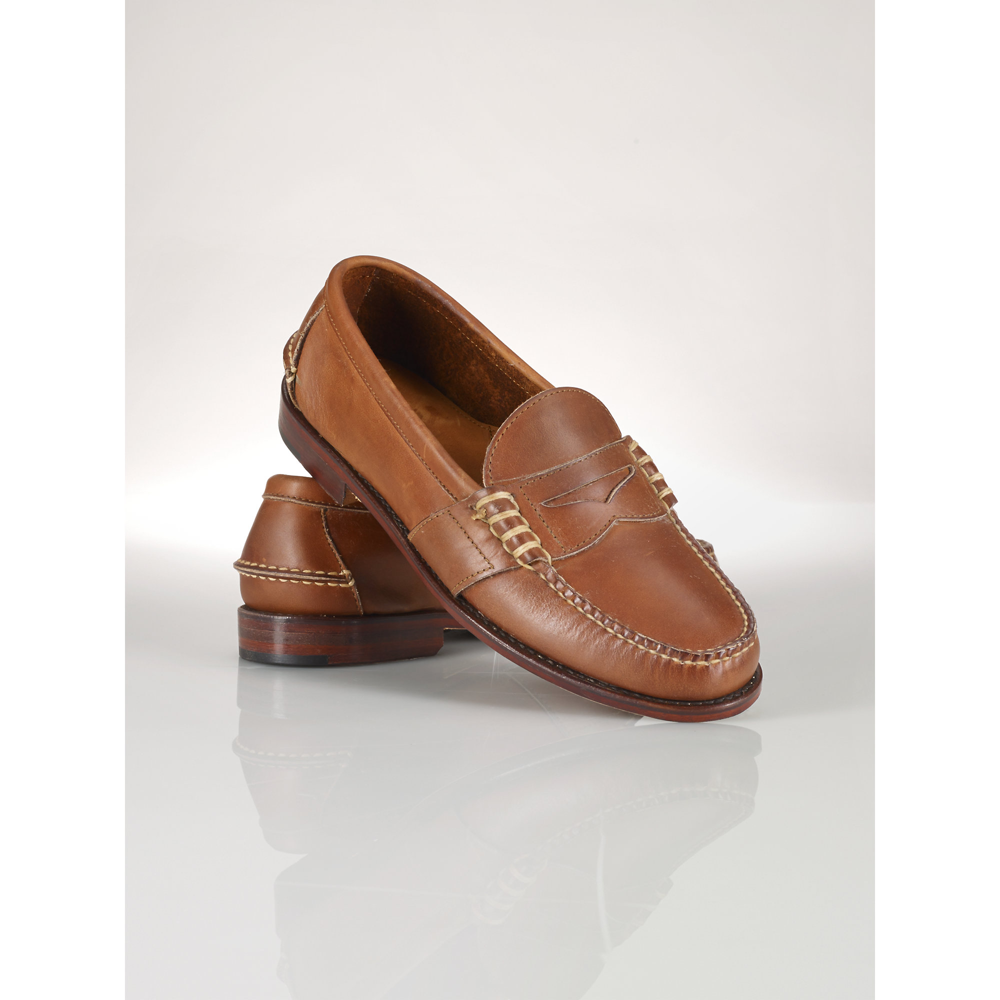 ralph lauren penny loafers outlet
