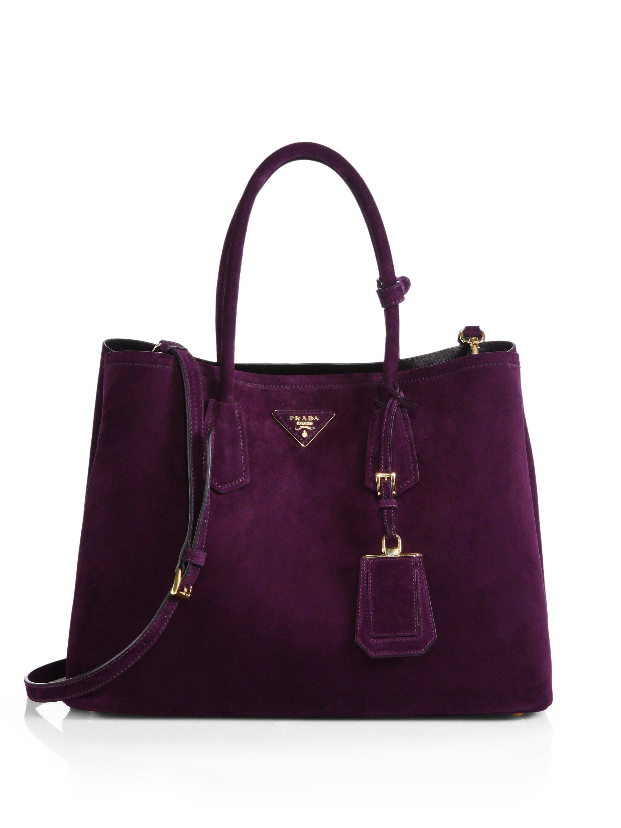 Prada Bags Violet