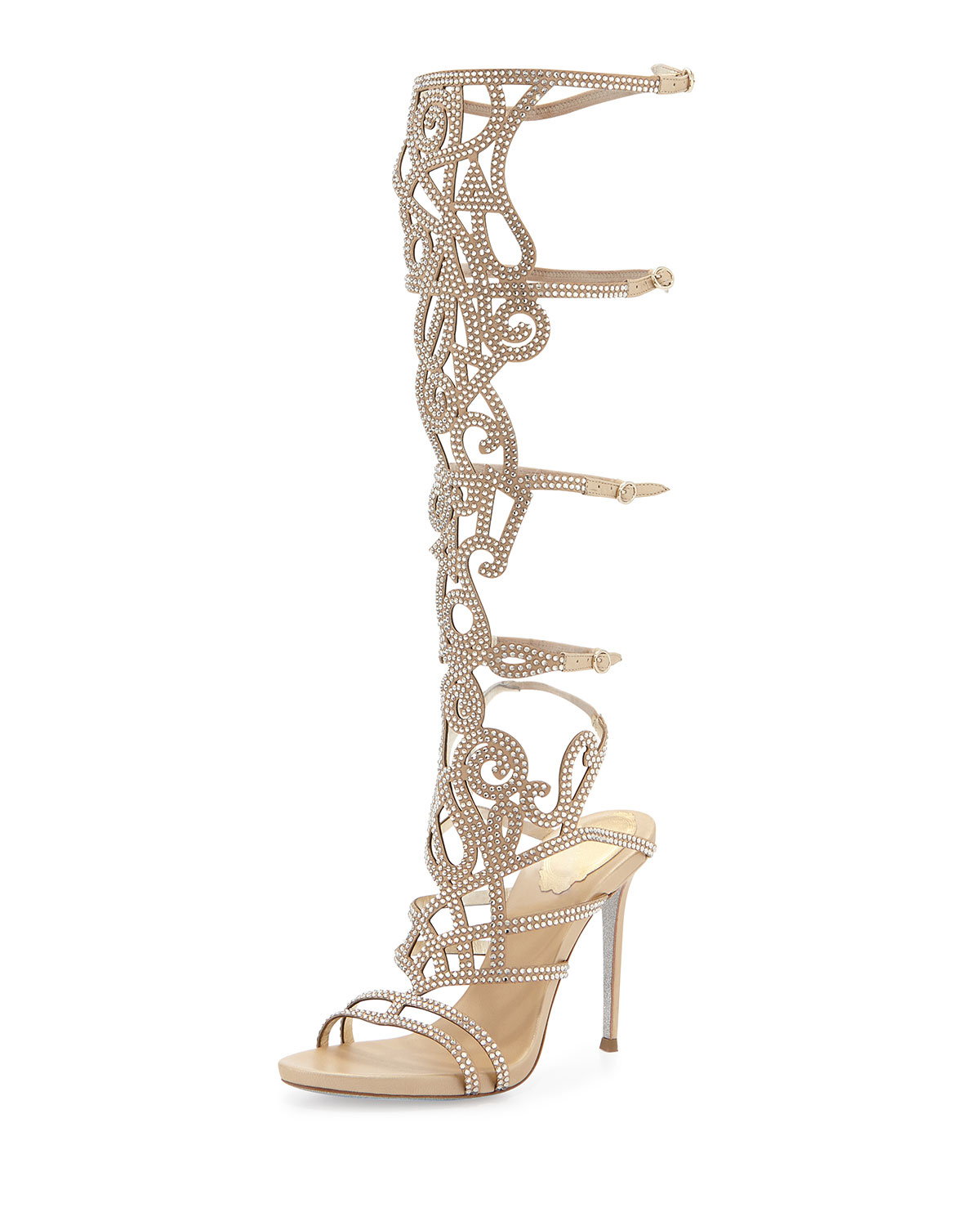 Gallery. Previously sold at  Bergdorf Goodman · Women s Gladiator Sandals  ... ffe365cd466e