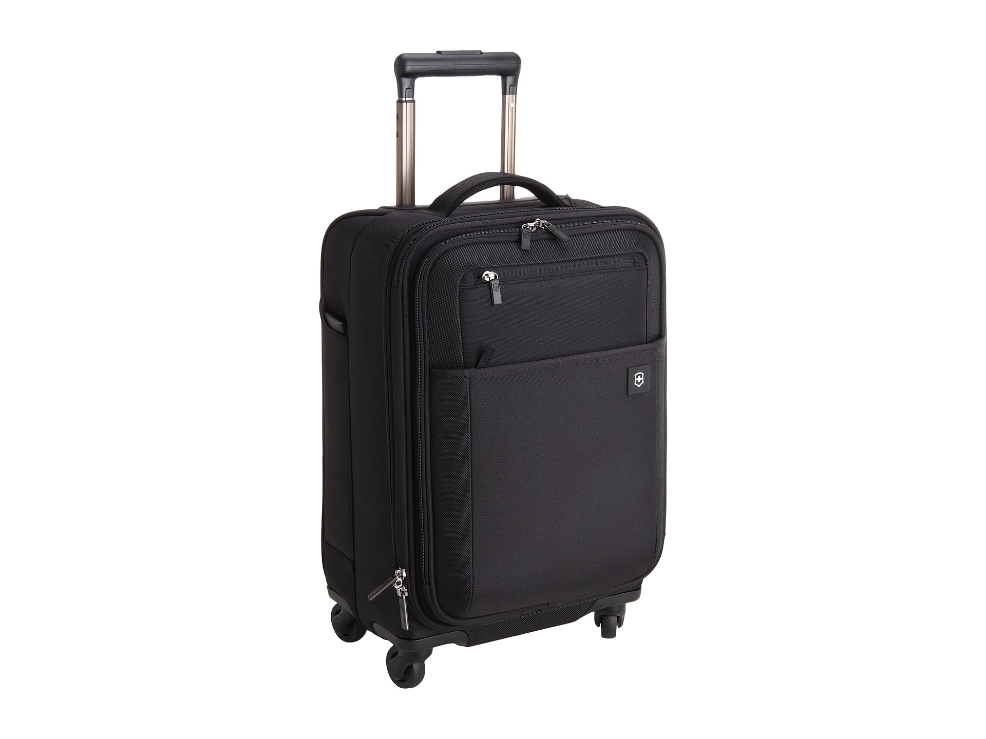 Victorinox Avolve 2 0 20 Expandable Wheeled Carry On In Black For Men Lyst