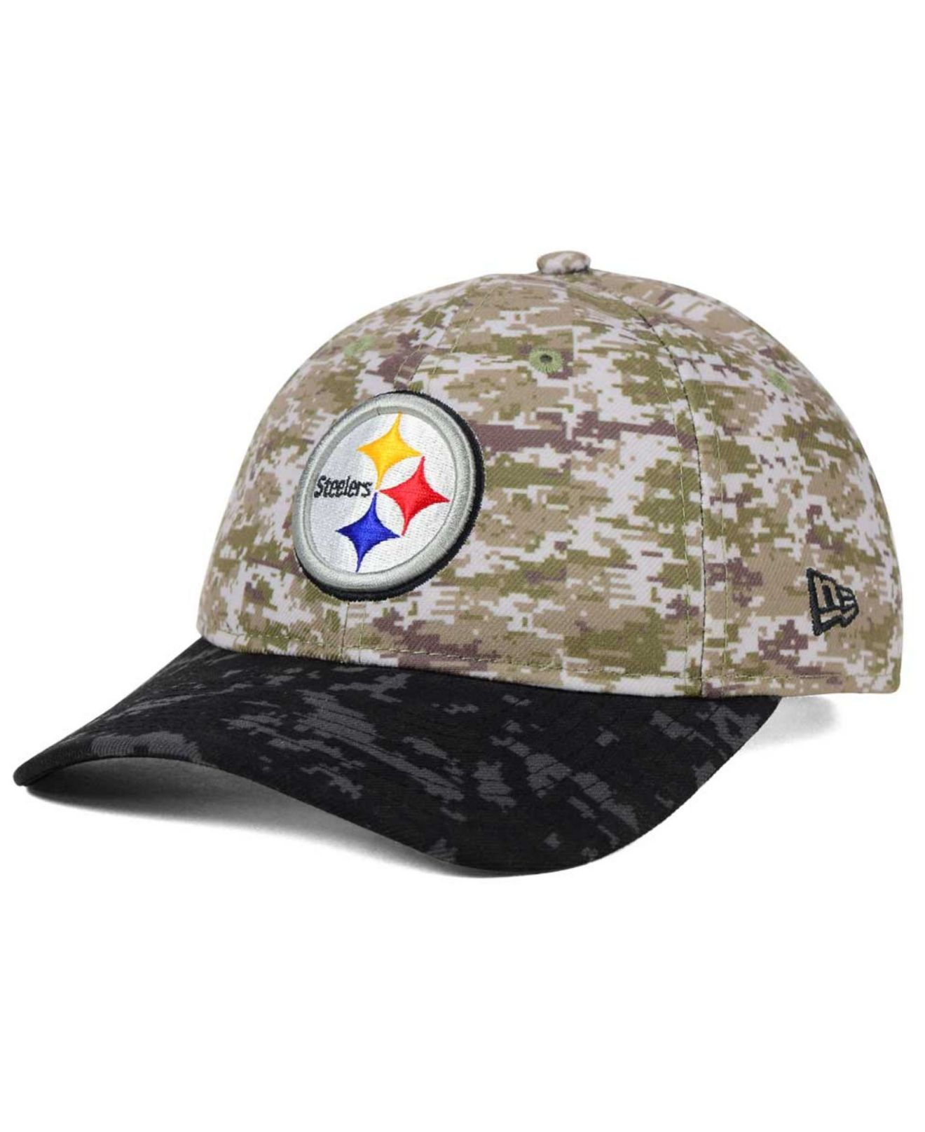 innovative design f6913 17205 netherlands pittsburgh steelers salute to service hat f7d7a ...