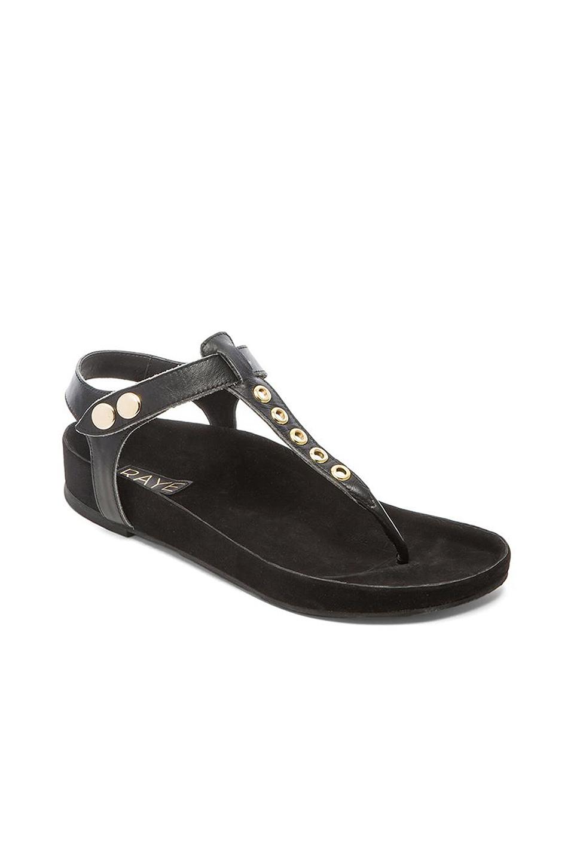 Lyst Raye Roxy Sandal In Black