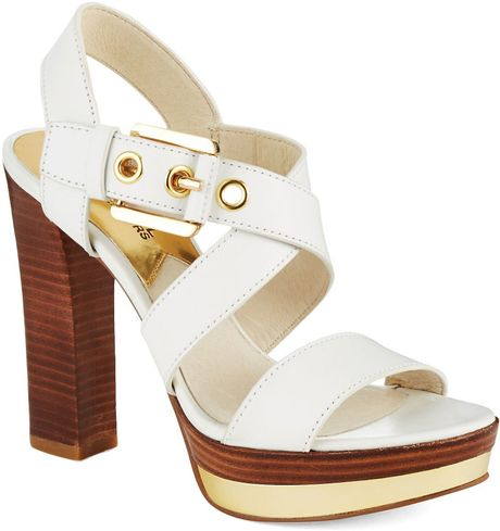 d01b6b65d23 Platform Sandals  Michael Kors Sandals Platform