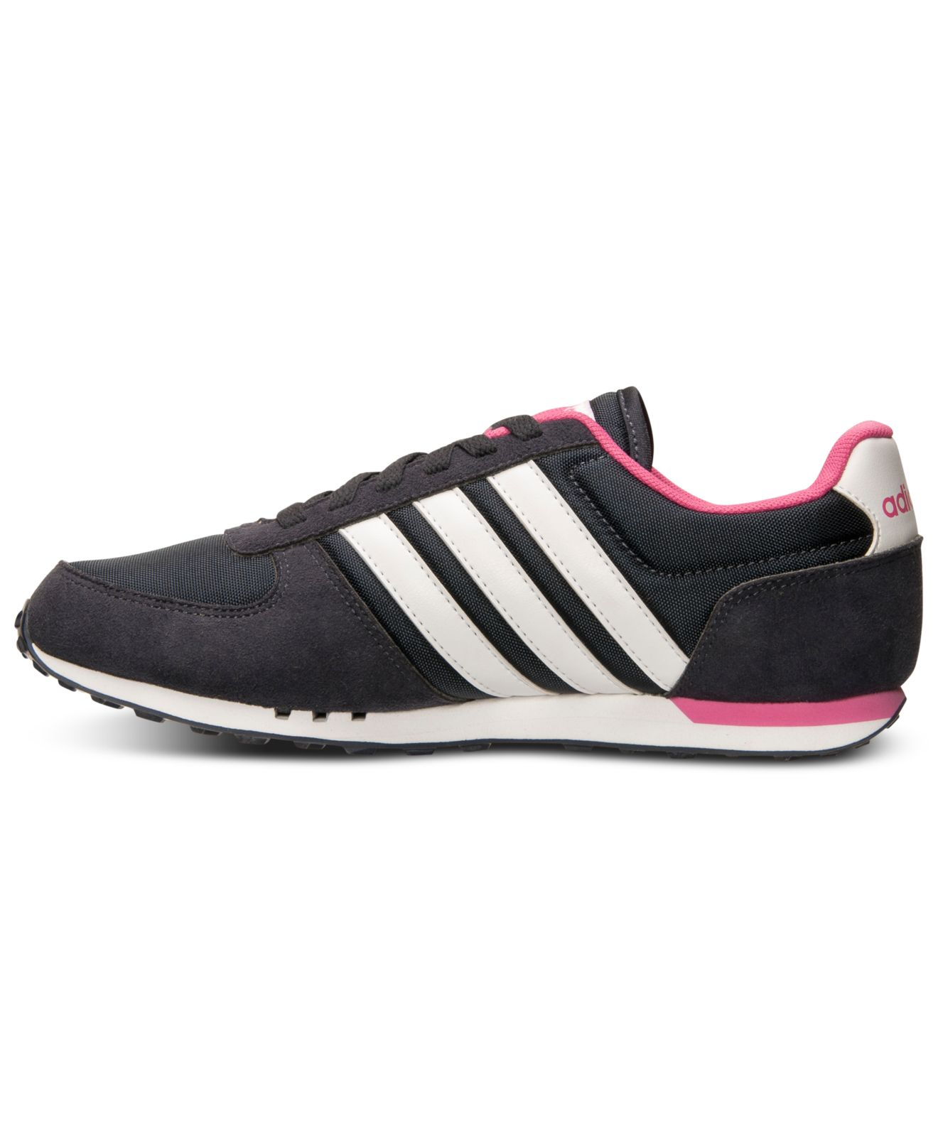 Women's Neo City Racer Casual Sneakers From Finish Line