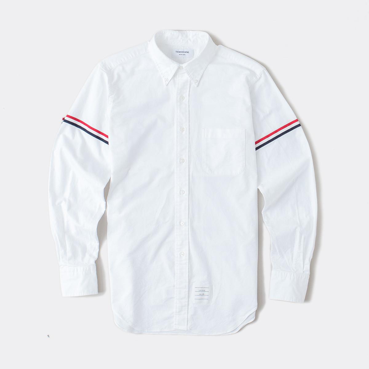 Thom browne armband dsquared2 uk for Thom browne white shirt