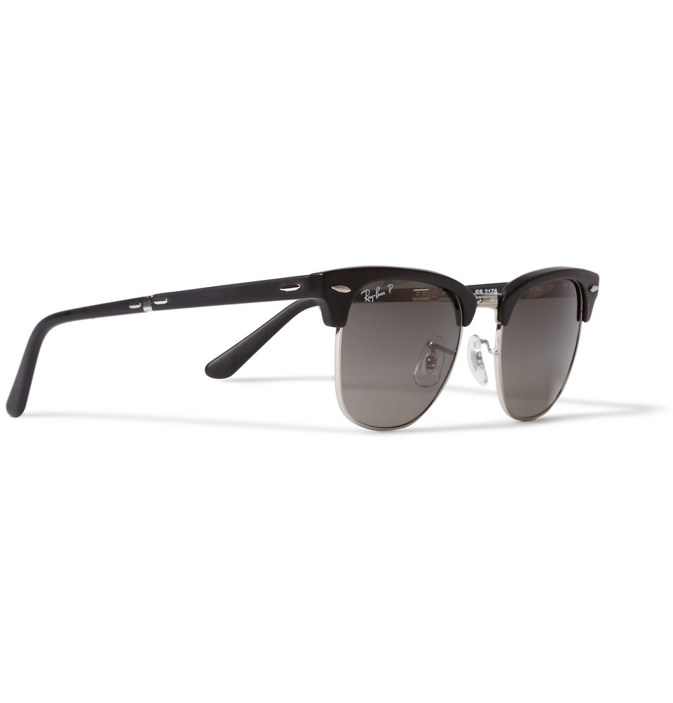 ff0d0e1c1 ... ireland gallery. previously sold at mr porter mens ray ban clubmaster  91ec0 0c799