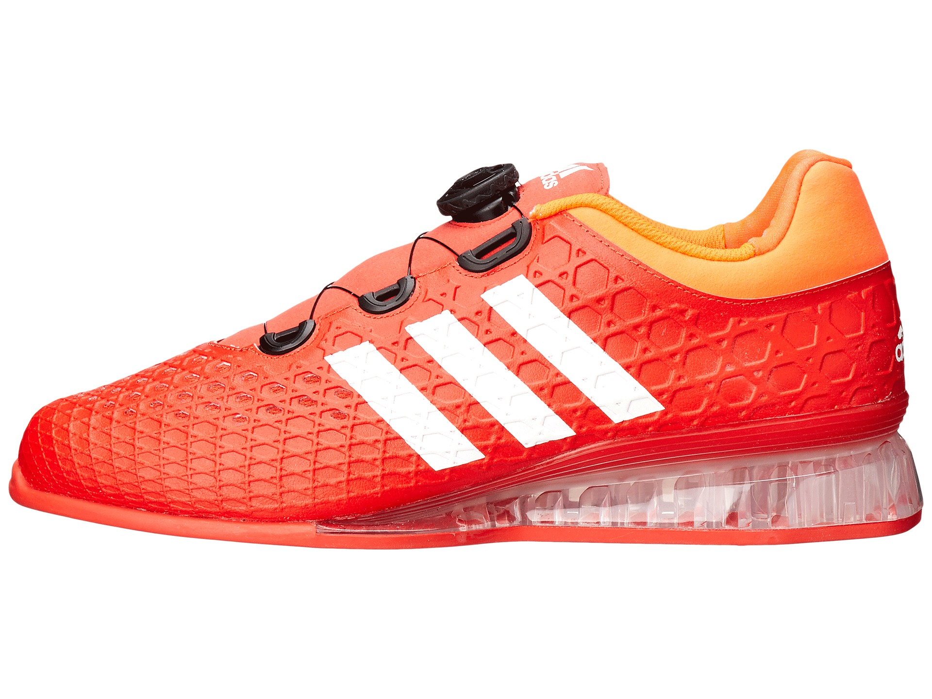 Lyst Adidas Originals Leistung 16 In Orange