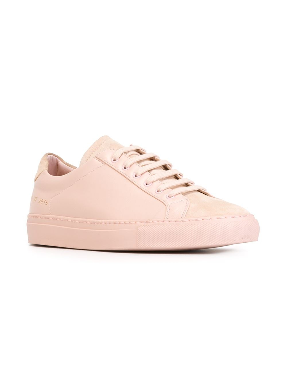 lace-up sneakers - Pink & Purple Common Projects 7eKcjBw