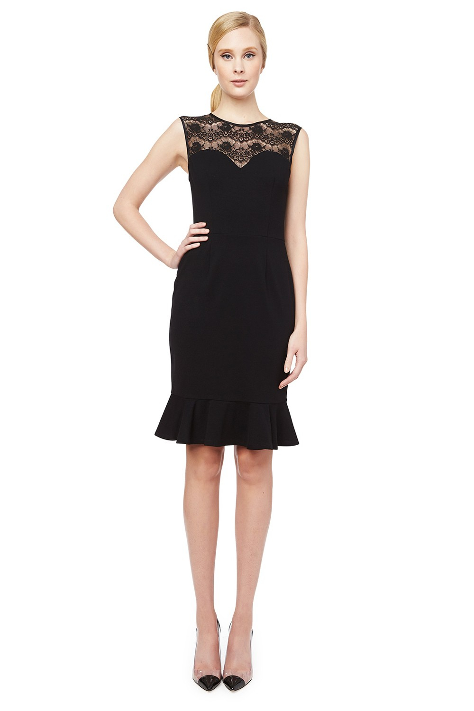 Erin Fetherston Maggie Dress In Black Lyst