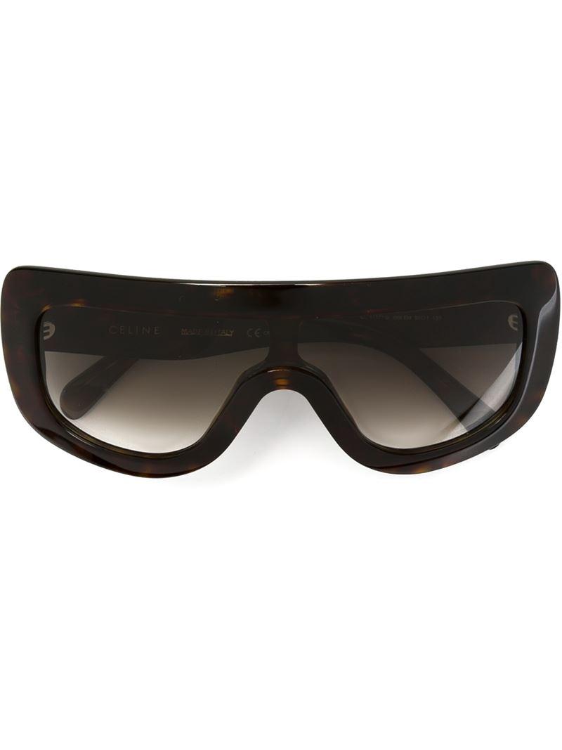 95ea195e7f9d Celine Inspired Sunglasses