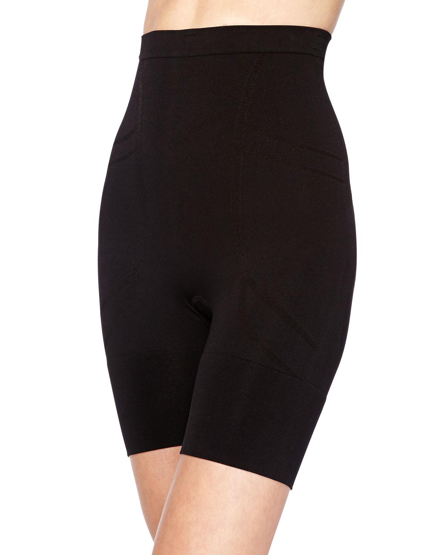 Vedette Amelie Open Bottom Mid thigh Shaper 914 | Womens