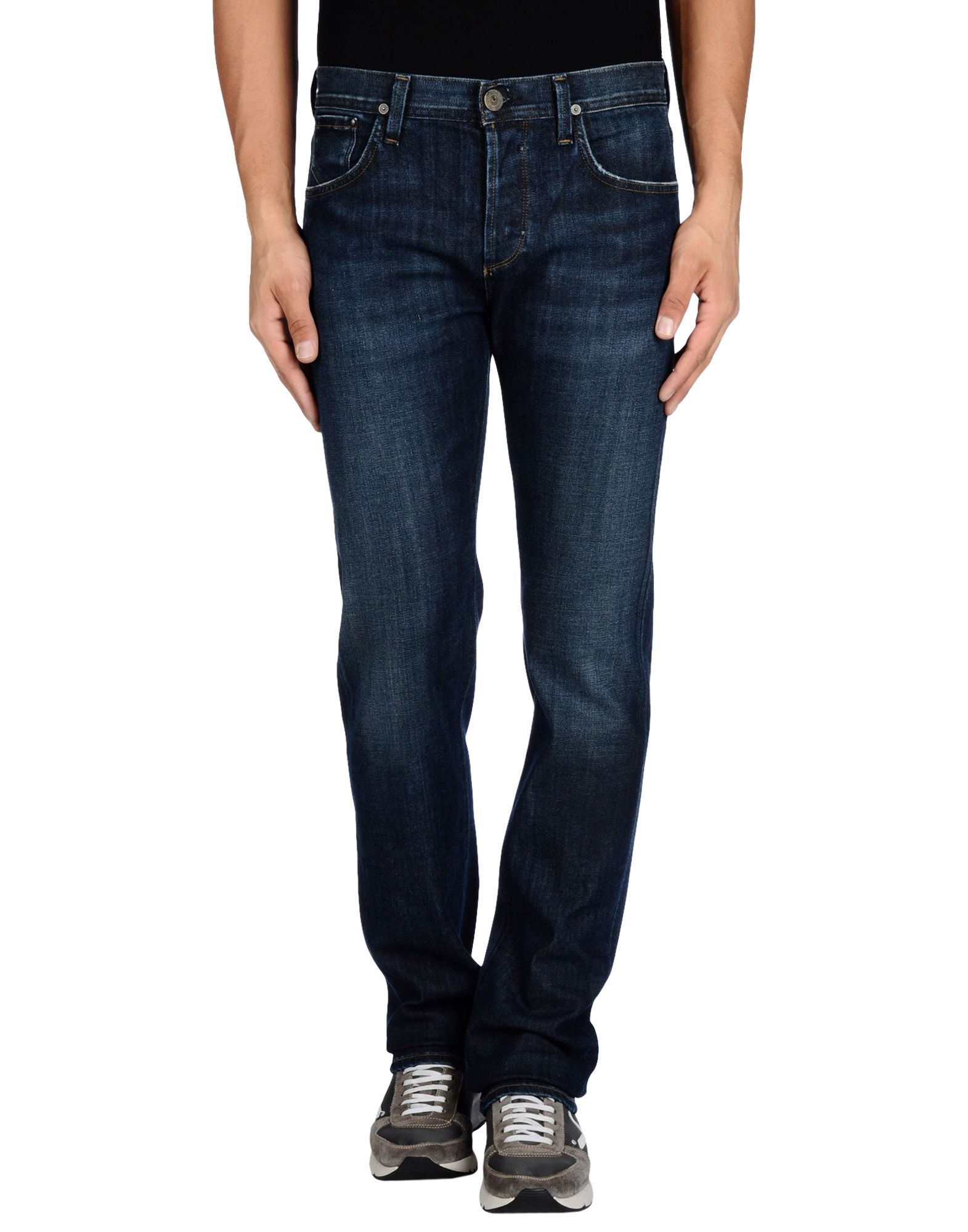 Citizens of humanity Denim Trousers in Blue for Men | Lyst