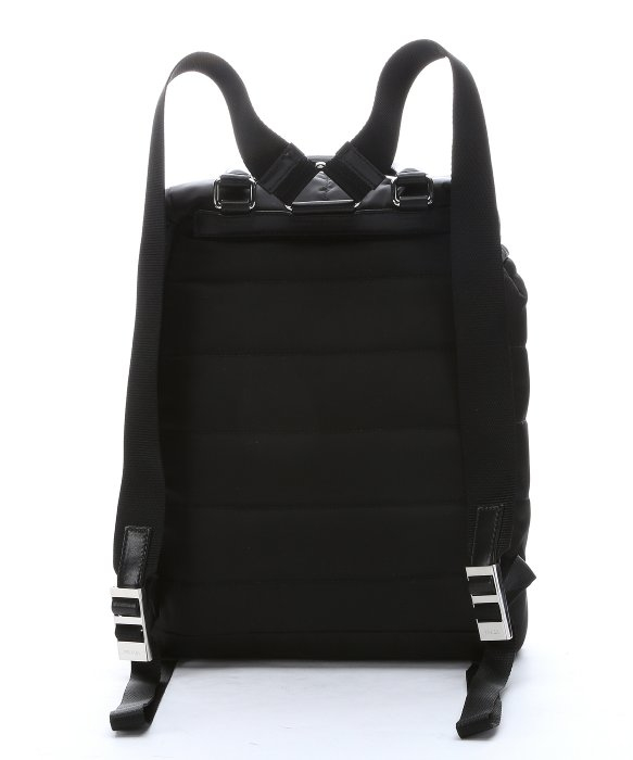 prada black bag sale - Prada Black Quilted Tessuto Nylon Small Backpack in Black | Lyst