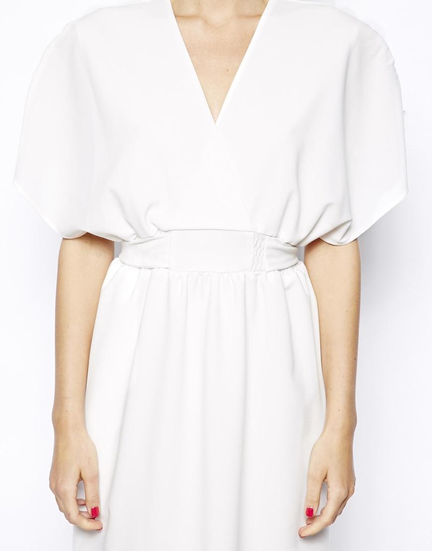 Kimono White Dress Photo Album - Get Your Fashion Style