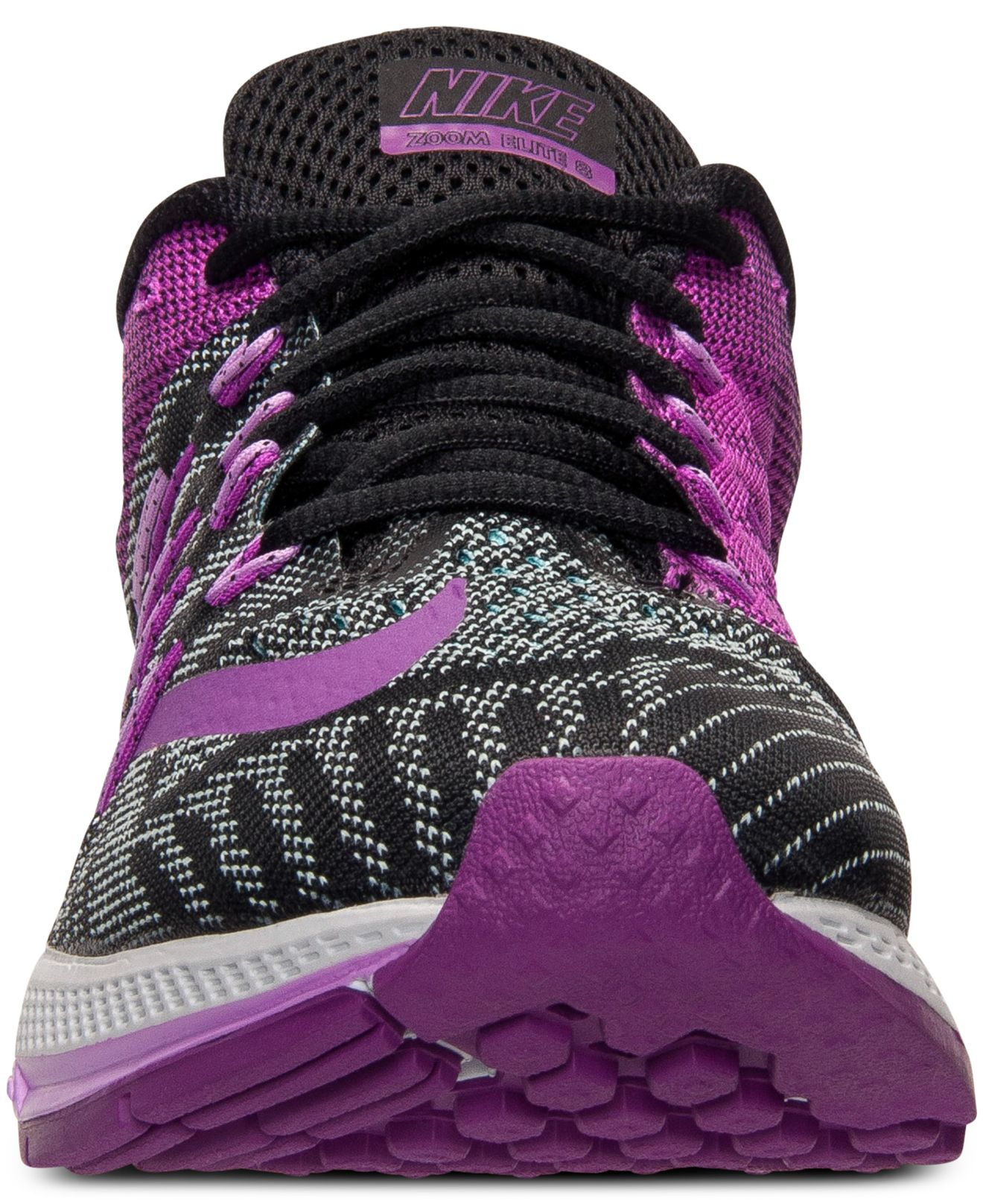 344b68bc541c Lyst - Nike Women s Air Zoom Elite 8 Running Sneakers From Finish ...