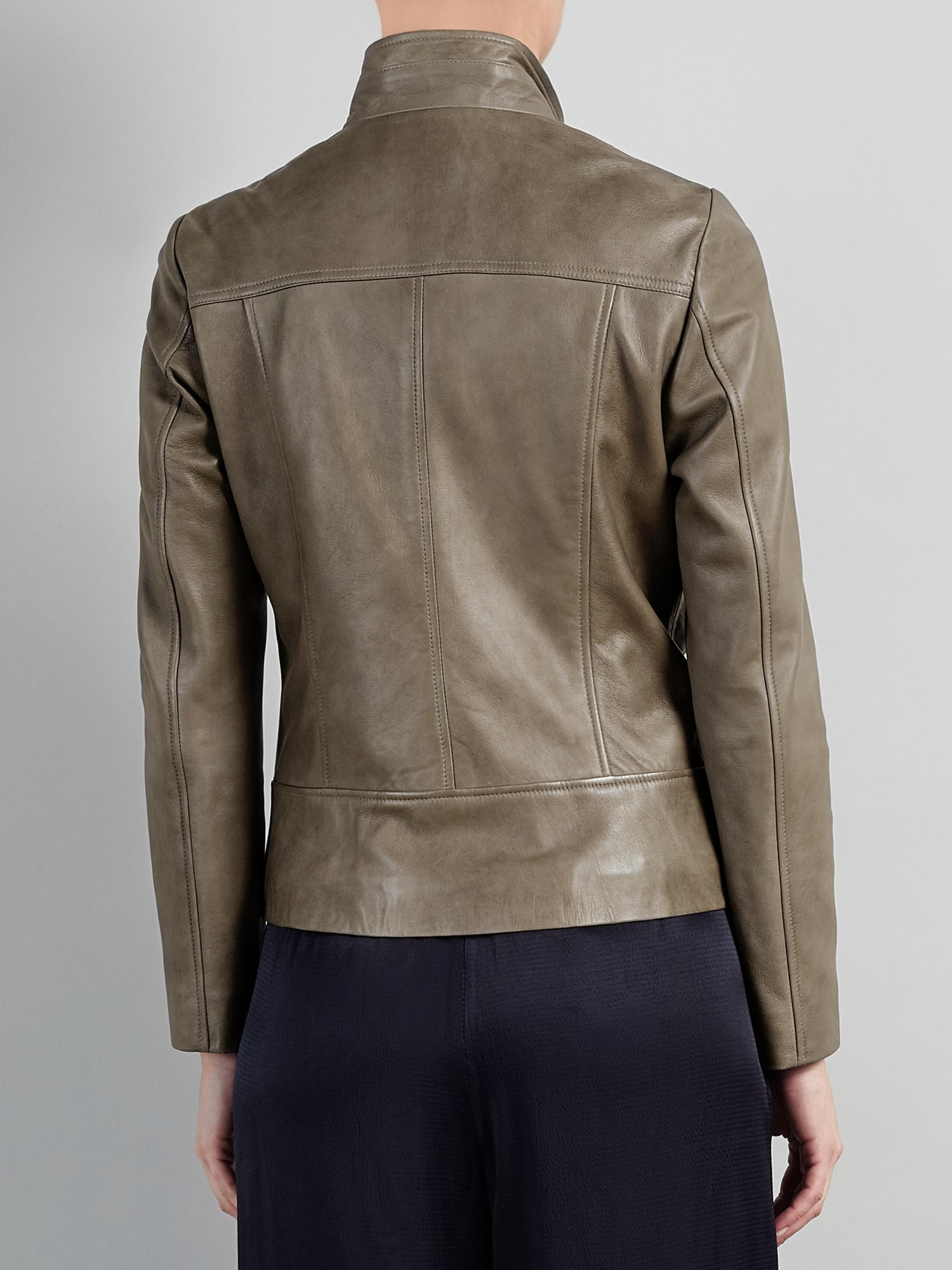 de316f81add8a6 Bruce By Bruce Oldfield - Multicolor Leather Jacket - Lyst