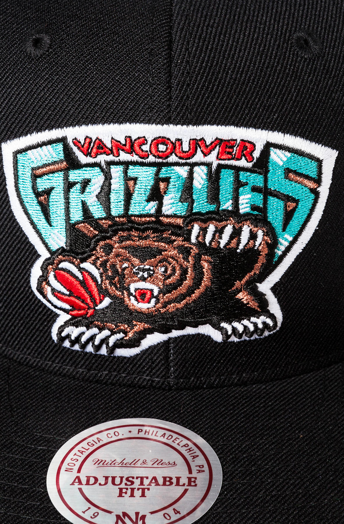 060d9ccf006 Lyst - Mitchell   Ness The Vancouver Grizzlies Hwc Wool Solid ...
