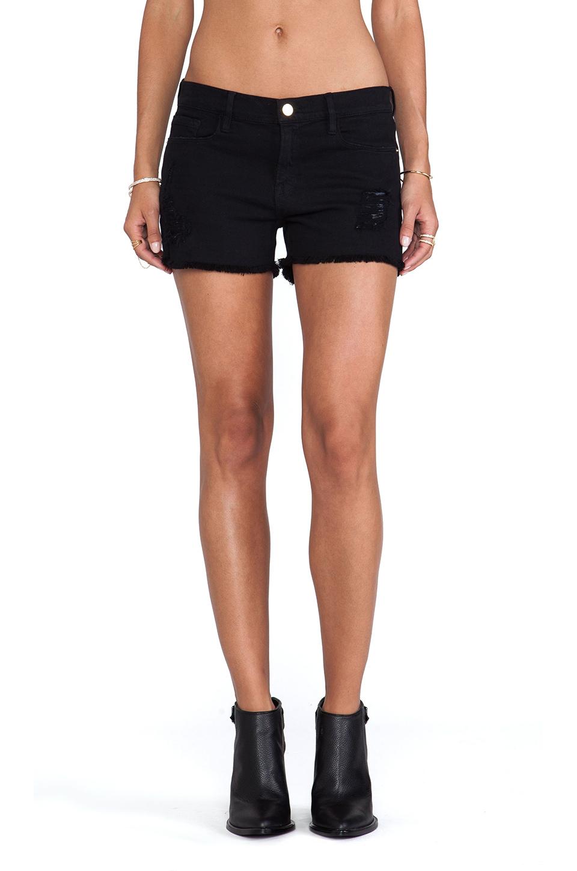 Le Cutoff Denim Shorts - Black Frame Denim 9tP9Ge