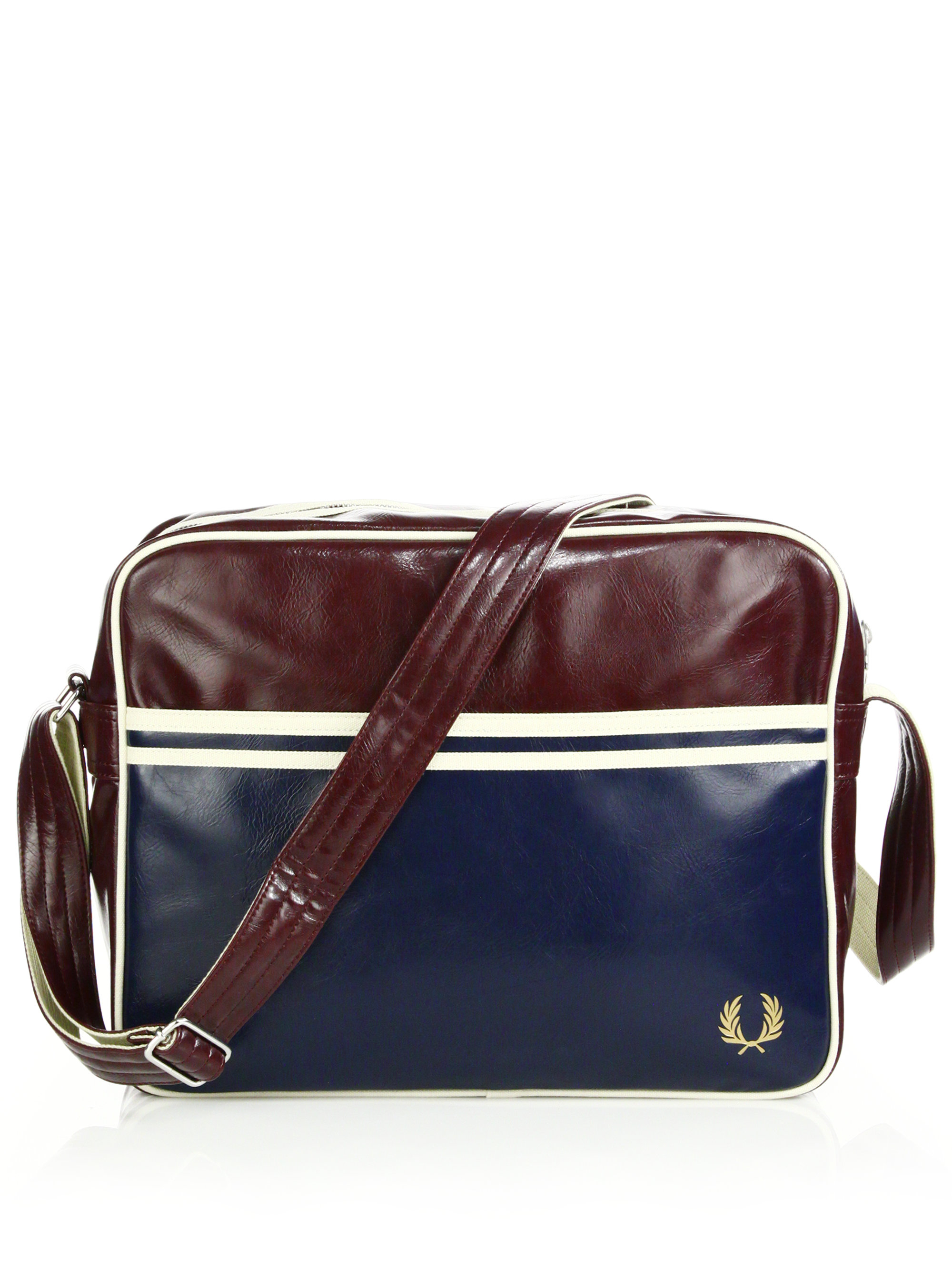 Stussy Classic Shoulder Bag in Blue for Men | Lyst