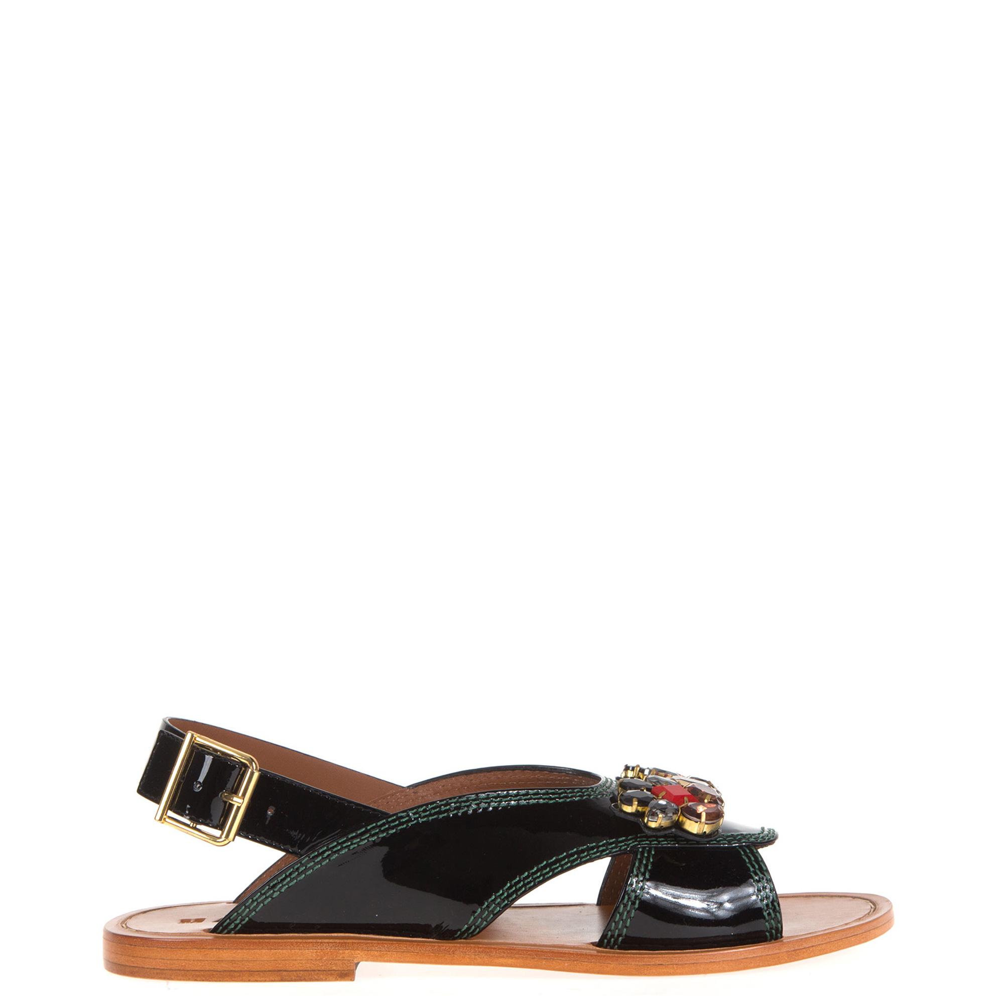 Melissa Shoes Heart Black