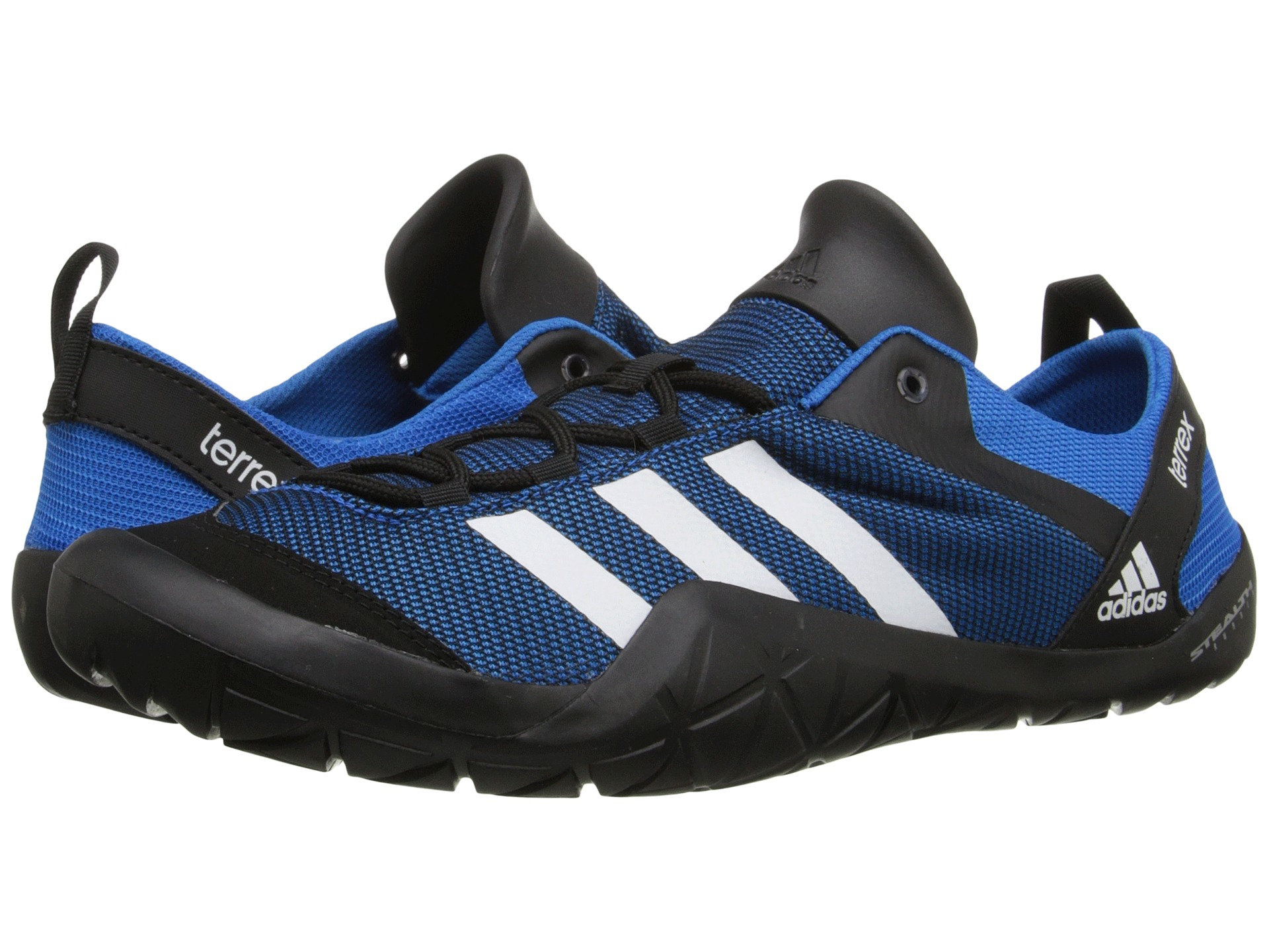 sale retailer 36c5a 18626 Lyst - adidas Originals Climacool® Jawpaw Lace in Blue for M