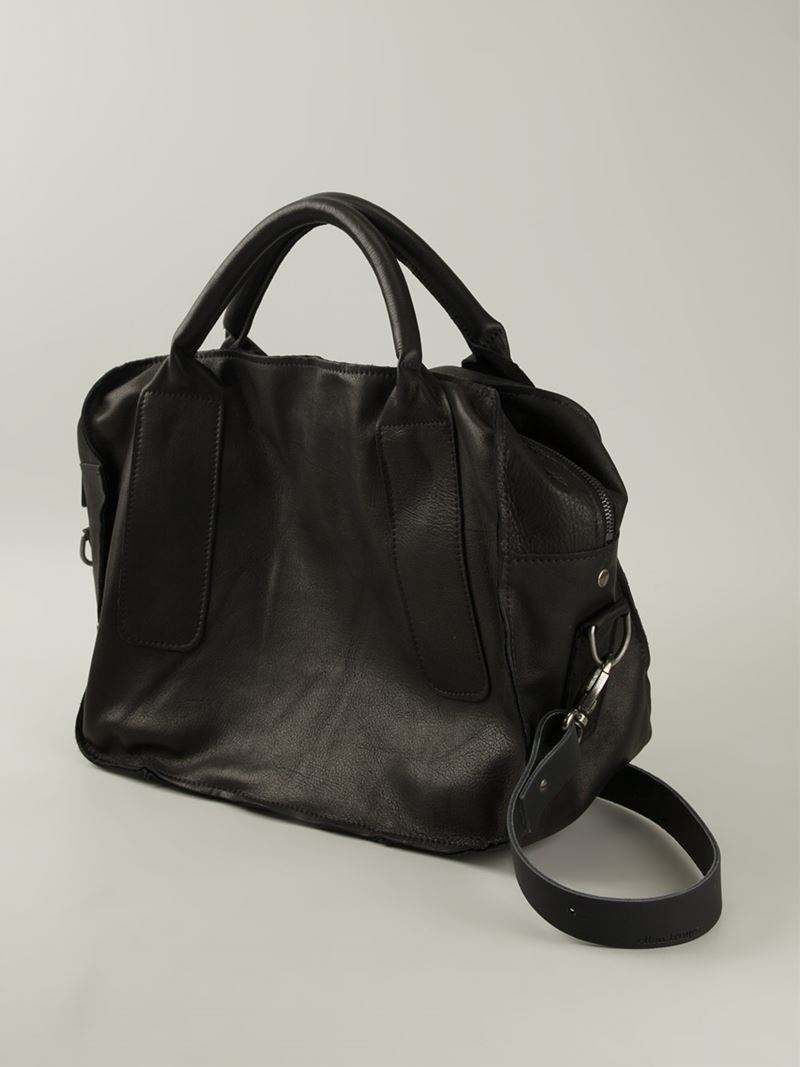 Ellen Truijen 'Tom Tom' Tote in Black