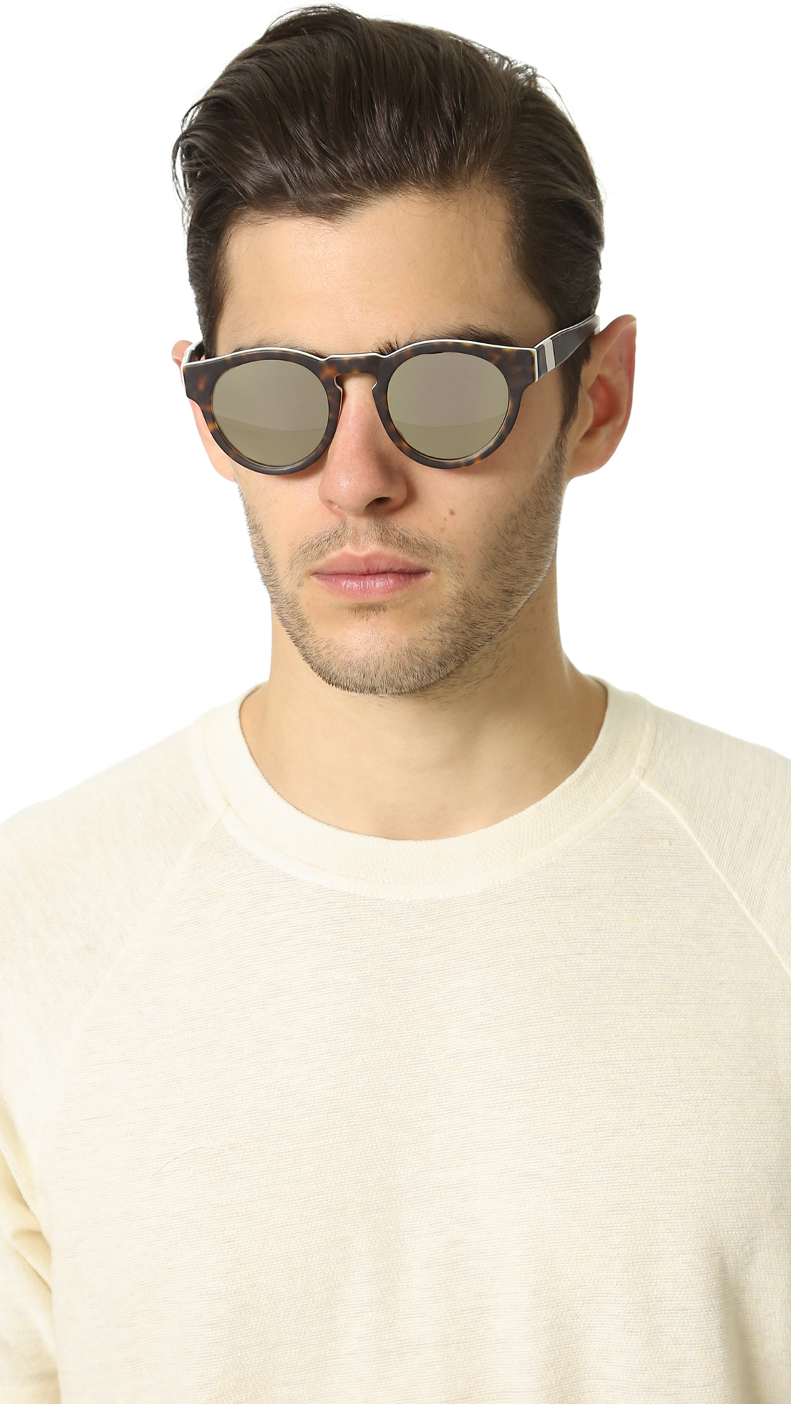 7fb5d36500 Lyst - Westward Leaning Voyager 10 Sunglasses in Black for Men