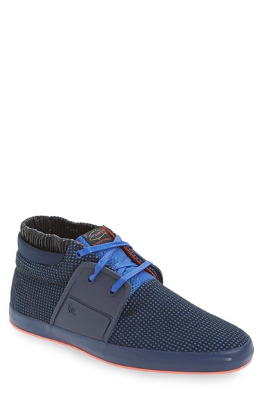 Fish n chips 39 slaw 39 sneaker in blue for men navy lyst for Fish n chips shoes