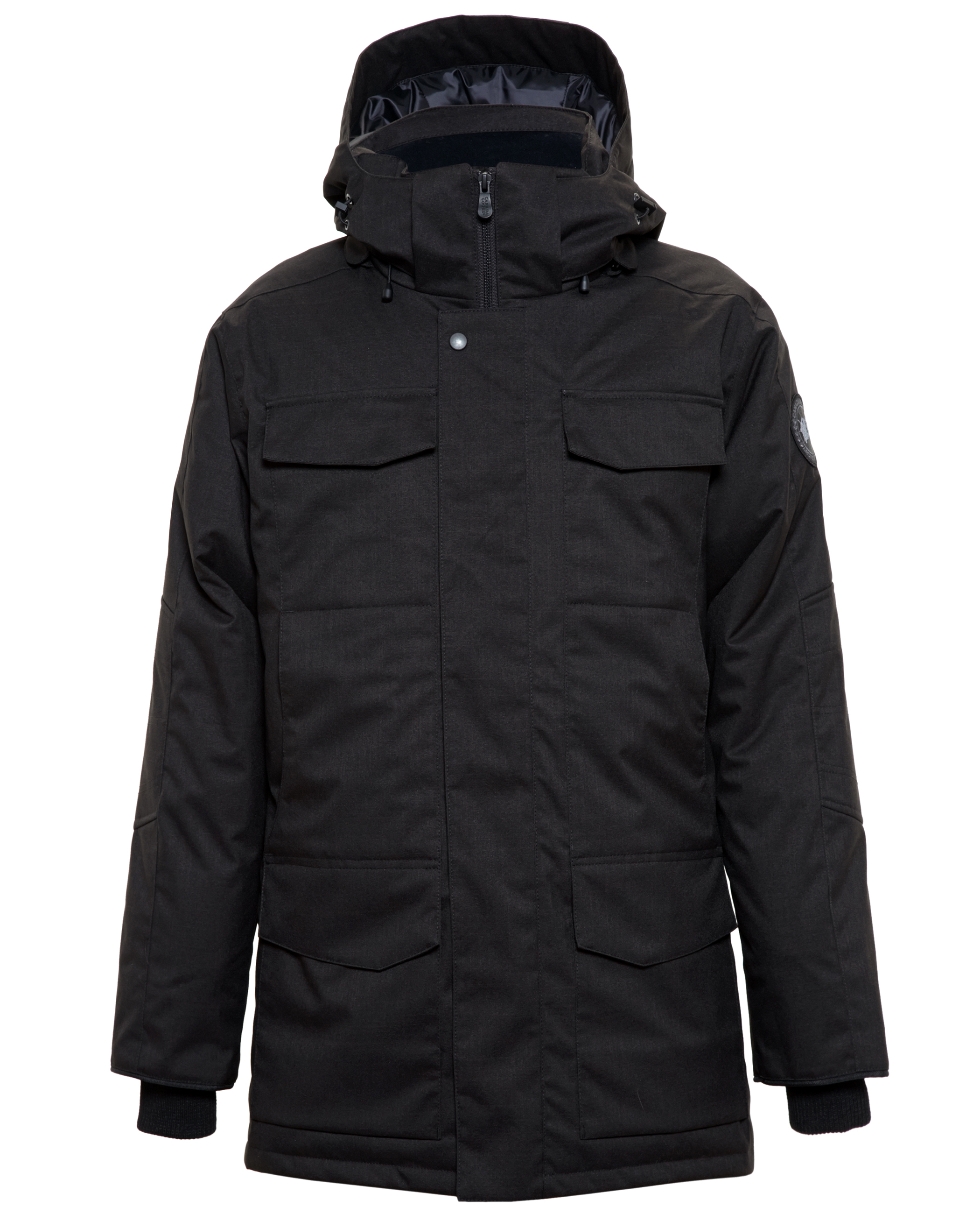 Canada Goose kids online shop - Canada goose Branta Windermere Coat in Black for Men | Lyst