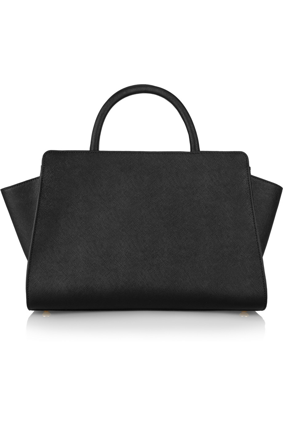 Lyst Zac Zac Posen Eartha East West Textured Leather