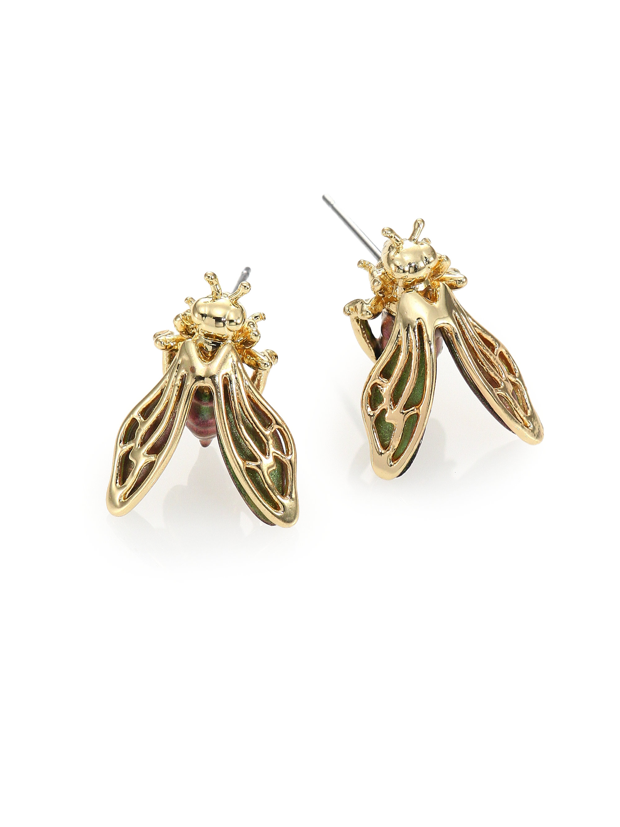 post sg earrings fullxfull honeybee zoom en il bee listing brass tiny stud bridesmaid