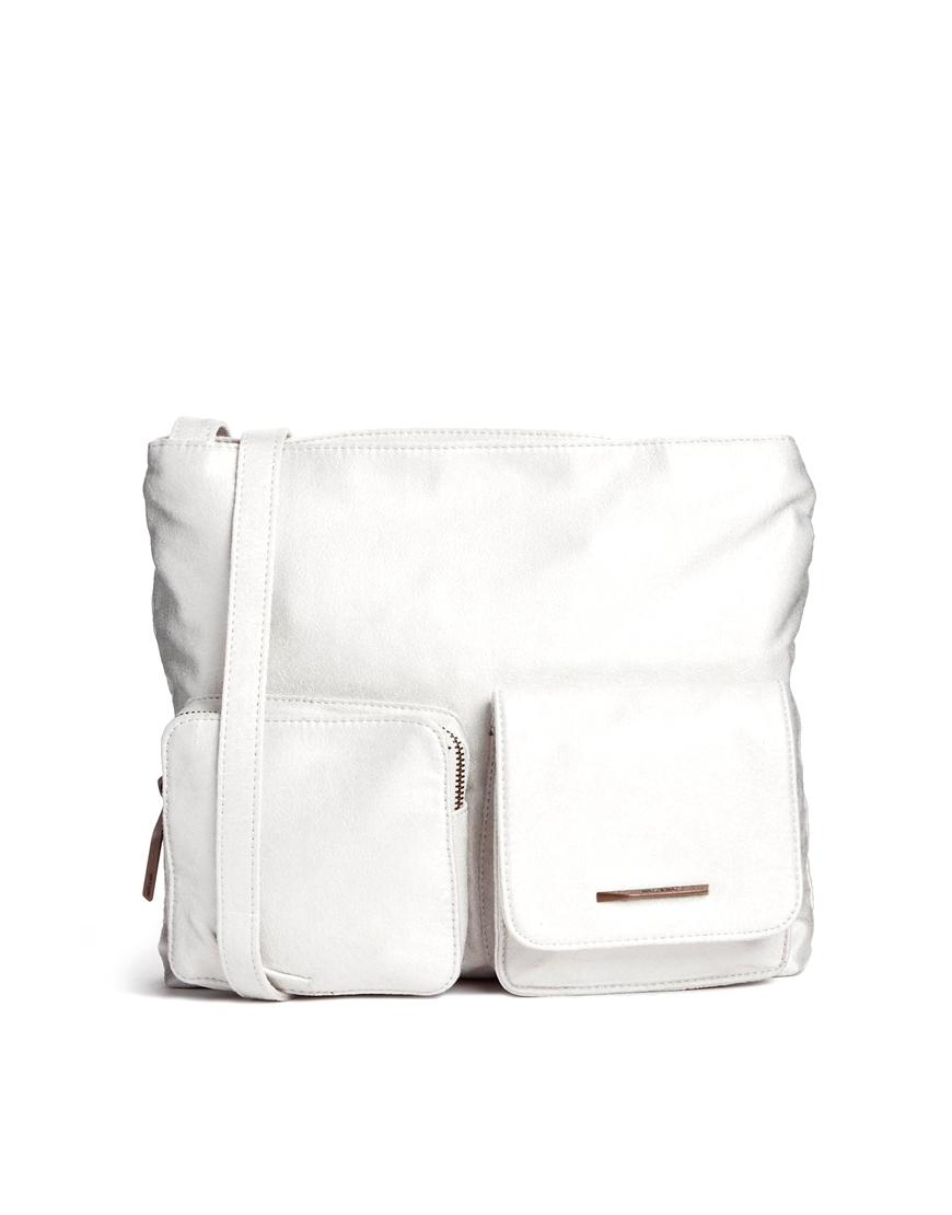 Stardust Birch Messenger Bag