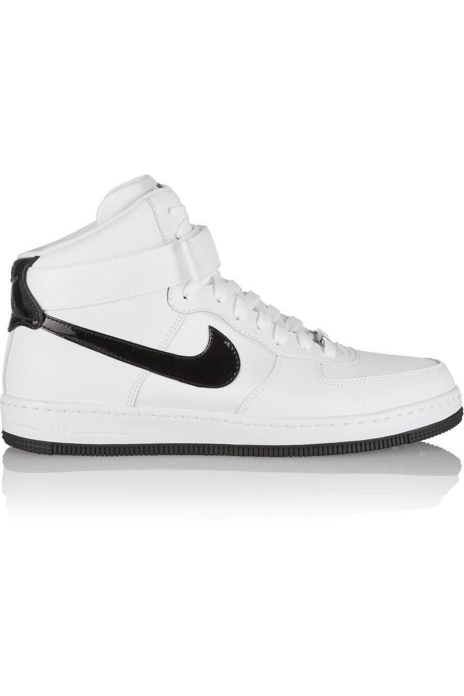 nike air force 1 ultra force leather and canvas sneakers. Black Bedroom Furniture Sets. Home Design Ideas