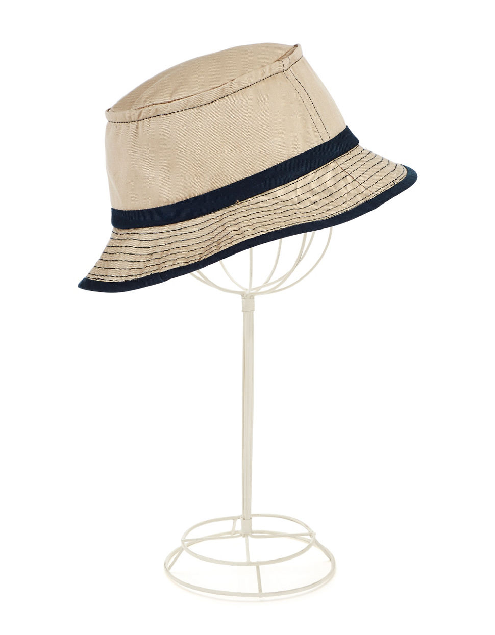 1429f0bf6 Tommy Bahama Cotton Bucket Hat in Natural for Men - Lyst