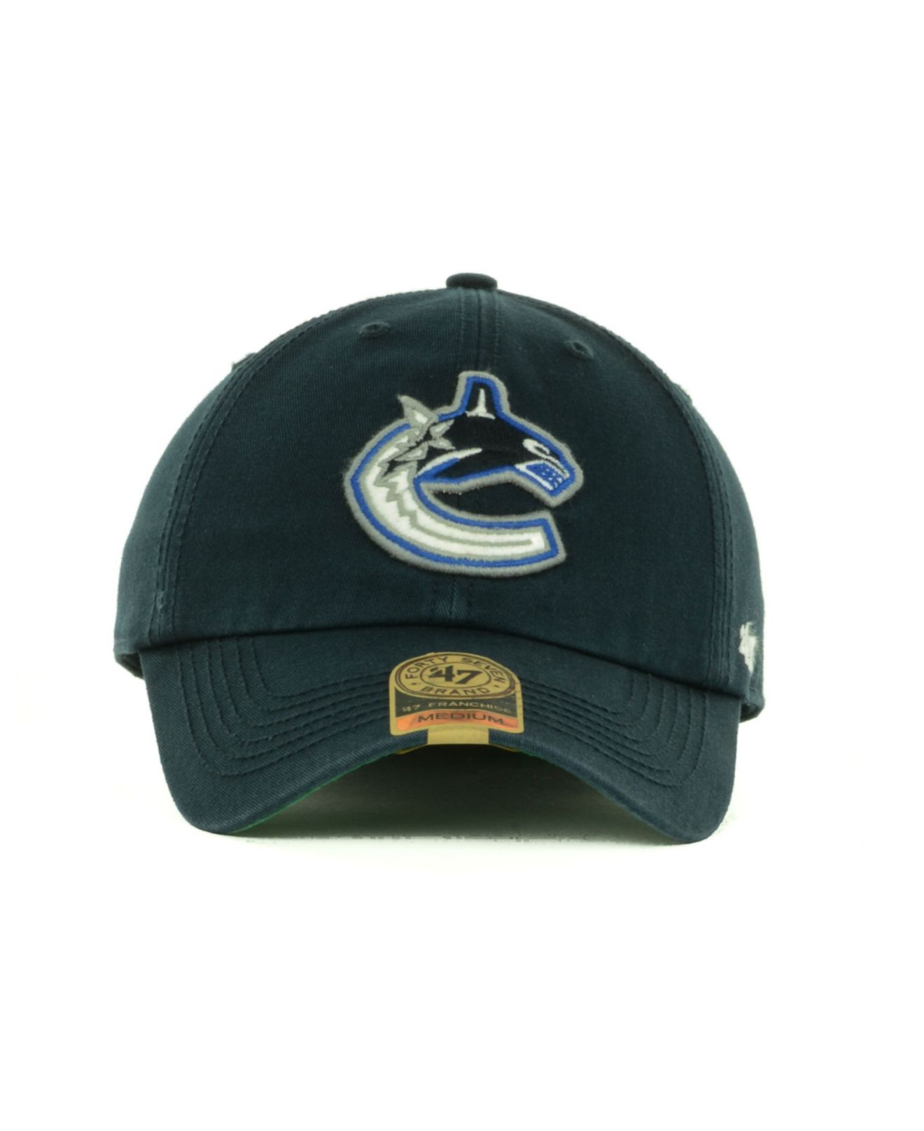 30b8fdfa910 ... washington capitals reebok nhl kids 2nd season flex cap gray 45643  c7a83  best price lyst 47 brand vancouver canucks franchise cap in blue for  men 33583 ...