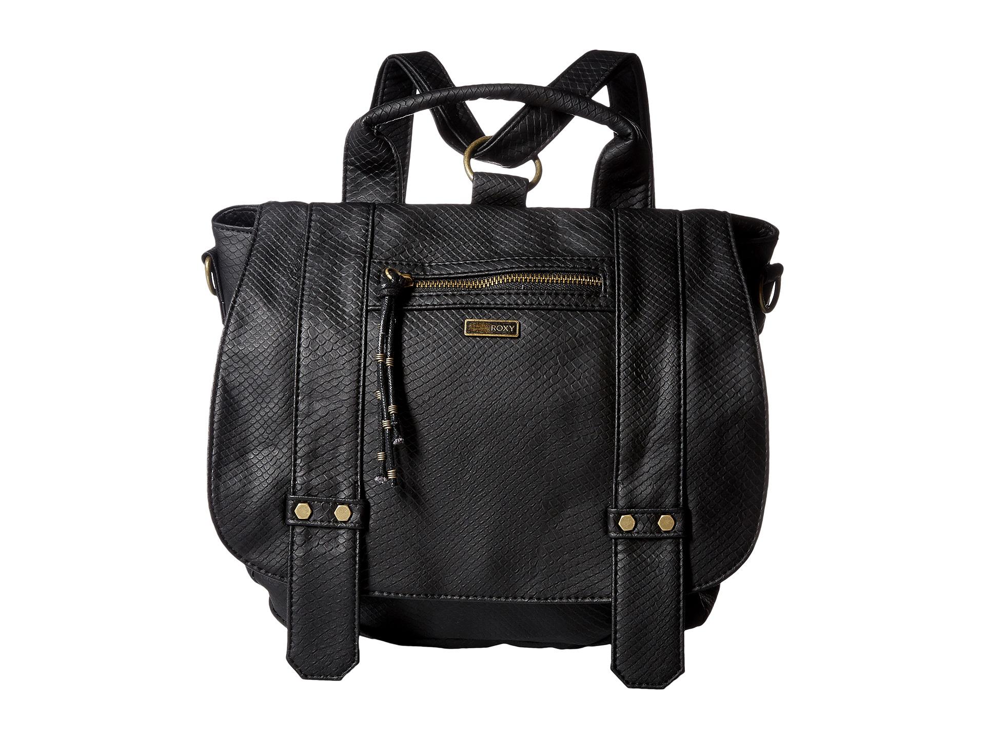 Lyst - Roxy Magnolia Bay Bag in Black