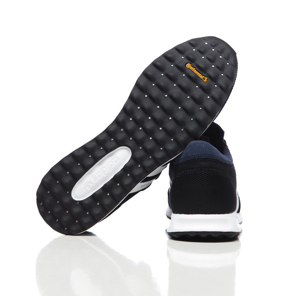 95ed670159be8d Lyst - adidas Originals Los Angeles In Core Black white navy in Blue ...