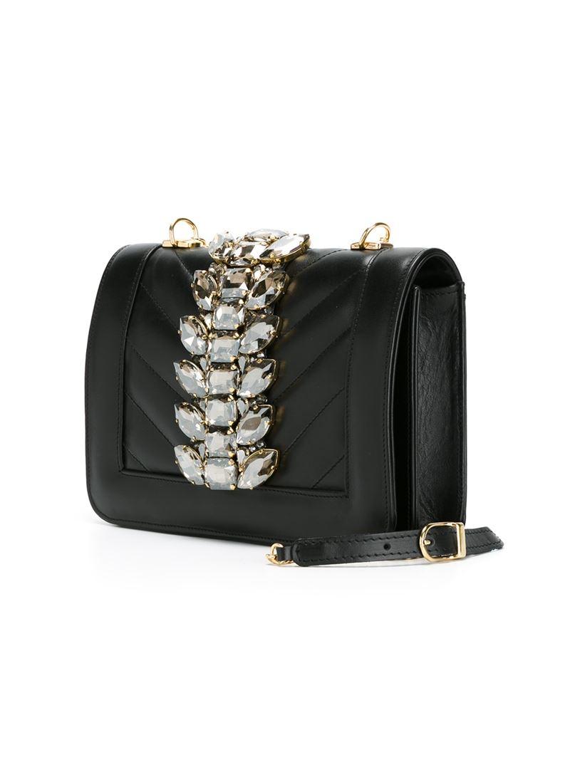 Gedebe Bibi Shoulder Bag In Black Lyst