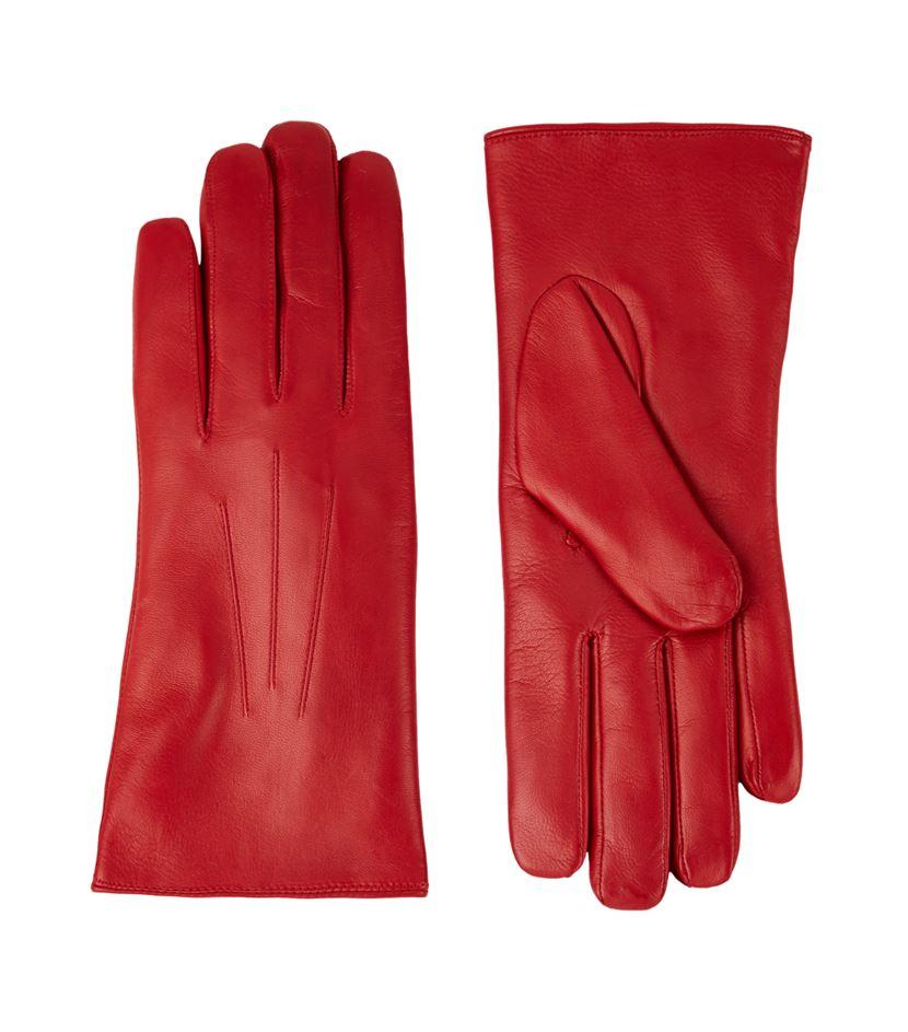 how to make rabbit fur gloves